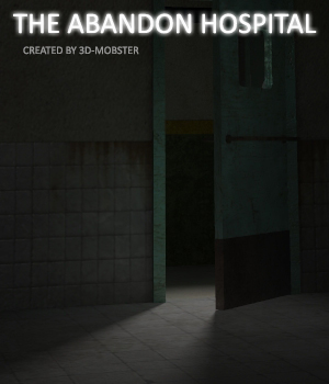 The abandon hospital 3D Models 3D-Mobster
