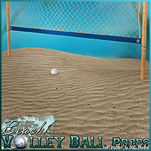 Beach Volley Ball - Props image 3