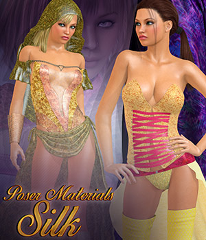 PM - Silk 2D Atenais