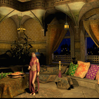 Arabian Dreams - Extended License Gaming 3D Models LukeA