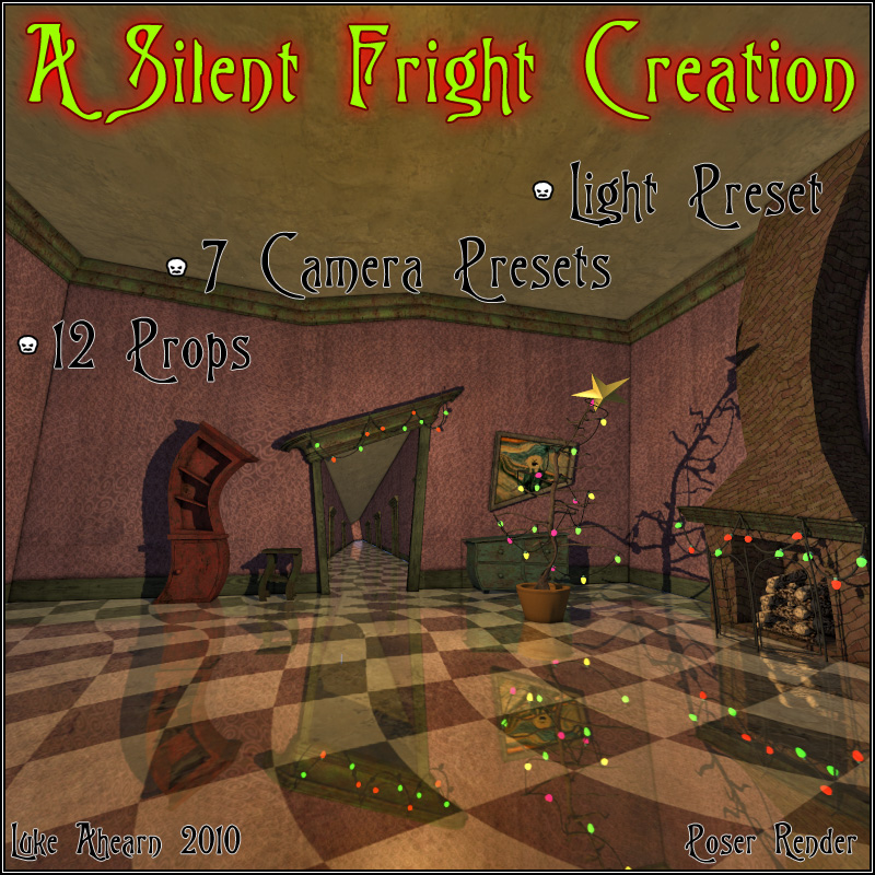 Silent Fright - Extended License