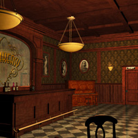 The Speakeasy - Extended License 3D Models Gaming Extended Licenses LukeA