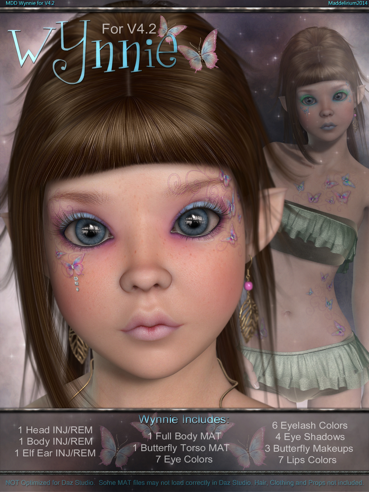 MDD Wynnie for V4.2