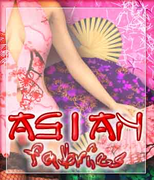 ALXn Asian Fabrics 2D Graphics alexaana