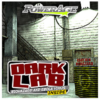 Dark Lab - Extended License 3D Models Gaming powerage