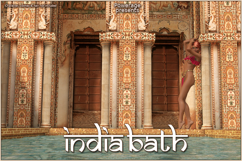 India Bath - Extended License