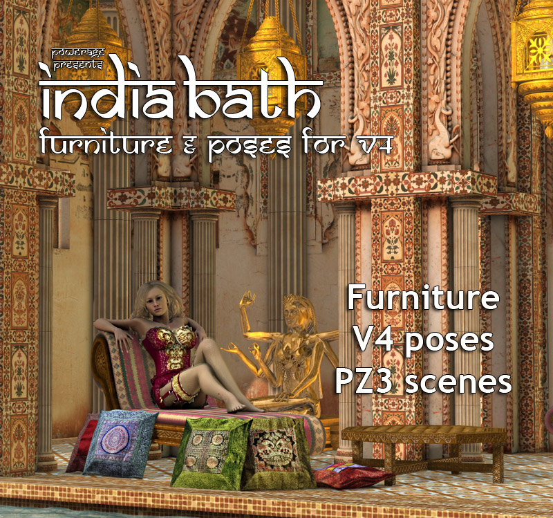 India Furniture - Extended License