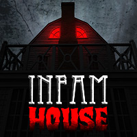 InfamHOUSE - Extended License 3D Models Gaming powerage