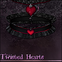 SV Twisted Heart Chokers - Extended License image 3