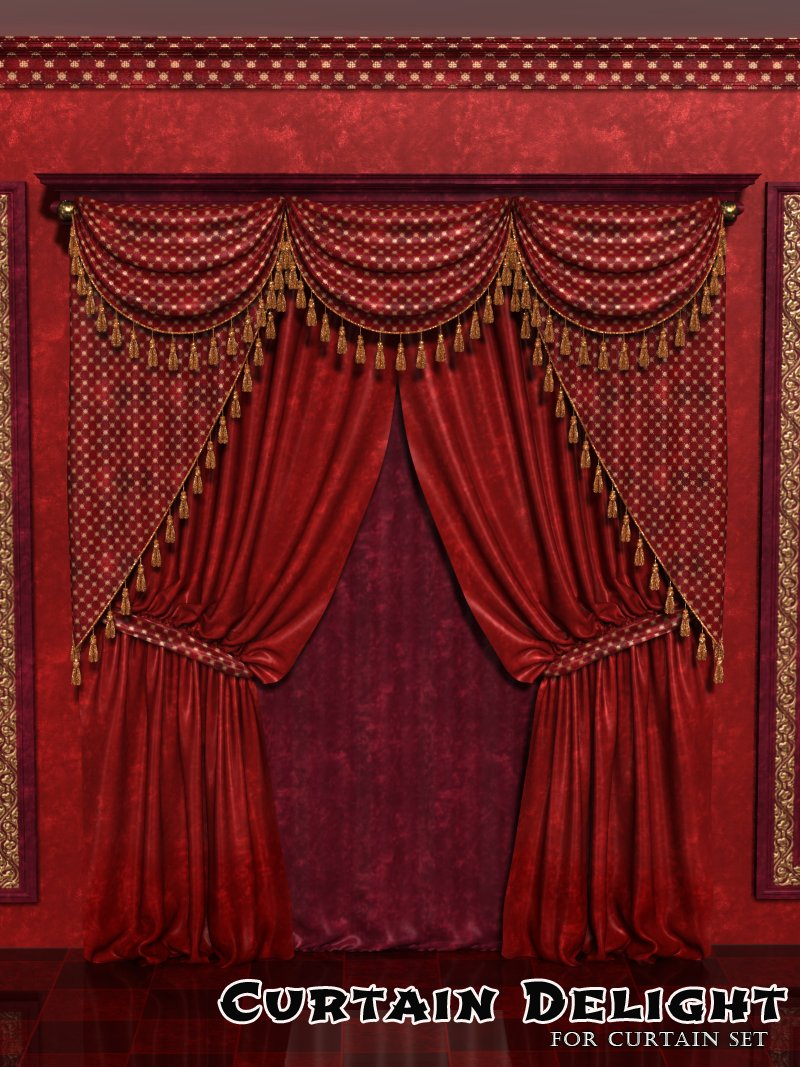 Curtain Delight for Classic Curtains Set