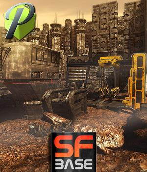 SF Base - Extended License 3D Models powerage