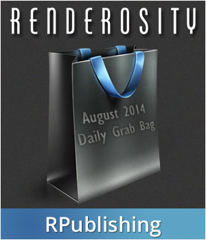 Grab Bag - RPUBLISHING - BUY 1 ITEM FROM RPUBLISHING'S STORE GET ONE FREE! 2D 3D Figure Essentials 3D Models Services/Rosity Stuff Store Staff