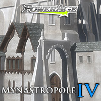 Mynastropole 4 - Extended License 3D Models Extended Licenses powerage