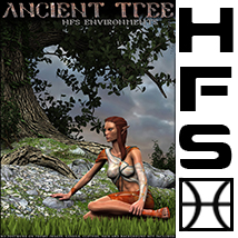 HFS Environments: Ancient Tree - Extended License image 1