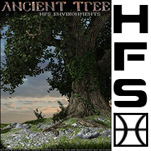 HFS Environments: Ancient Tree - Extended License image 2