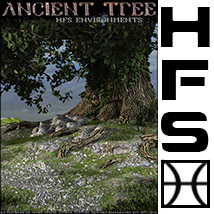 HFS Environments: Ancient Tree - Extended License image 3
