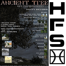HFS Environments: Ancient Tree - Extended License image 6