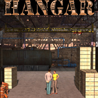 Hanger - Extended License 3D Models Extended Licenses -AppleJack-