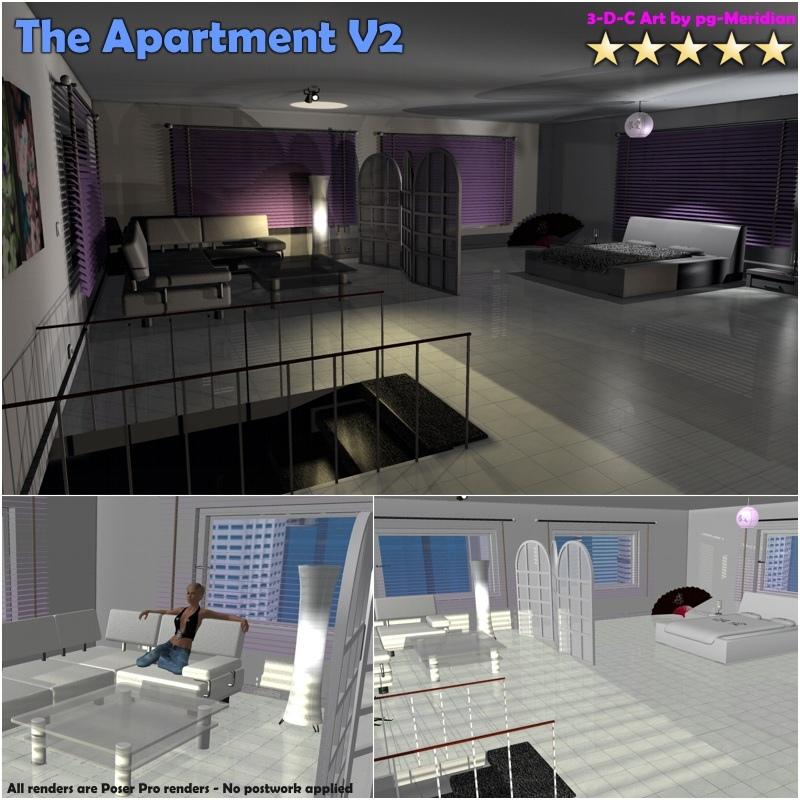 Stylish Apartment - Extended License