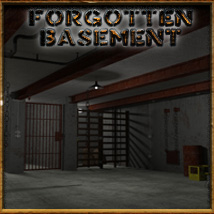 Forgotten Basement - Extended License Gaming 3D Models 3-d-c
