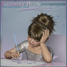 Country Home, Kids Bedroom image 5