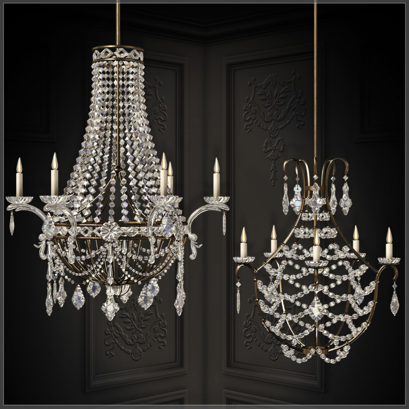 GCD Chandeliers - Extended License