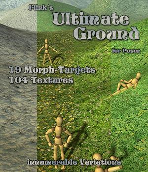 Flinks Ultimate Ground - Extended License 3D Models Gaming\Extended Licenses Flink