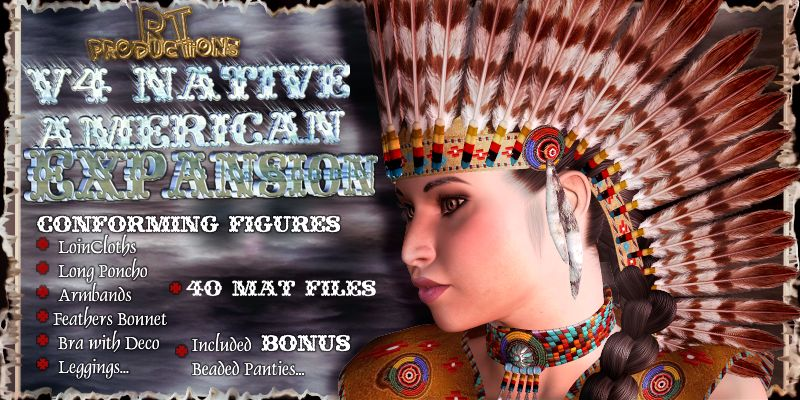 RT-Native American Expansion - Extended License