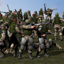 Soldier (Low Res) - Extended License image 3
