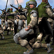 Soldier (Low Res) - Extended License image 4