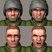 Soldier (Low Res) - Extended License image 5