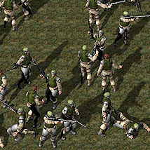 Soldier (Low Res) - Extended License image 6