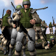 Soldier (Low Res) - Extended License image 1