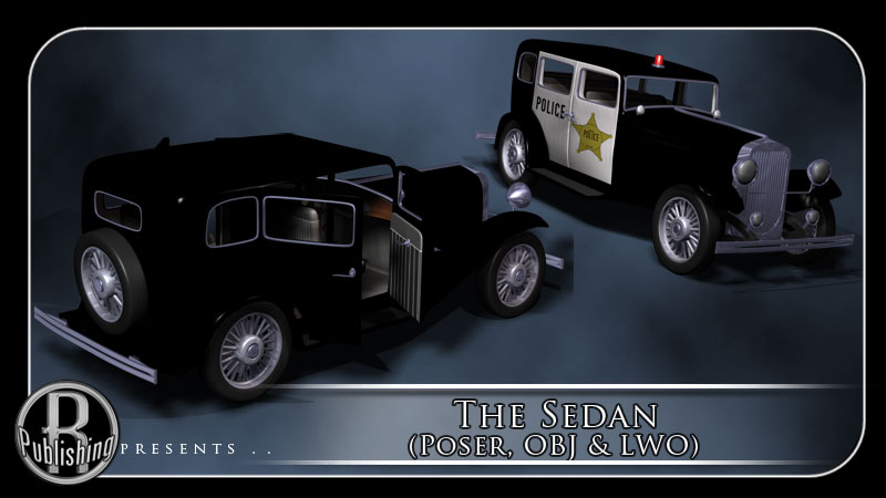 The Sedan - Extended License by RPublishing