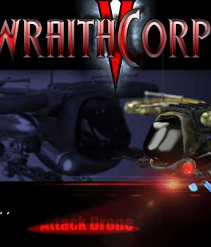 wraithcorp attack drone 3D Models biomechanical
