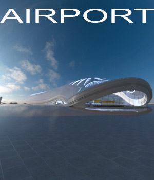 AJ Airport by -AppleJack-