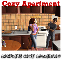 Cozy Apartment - Extended License image 1