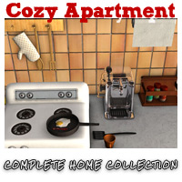 Cozy Apartment - Extended License image 2