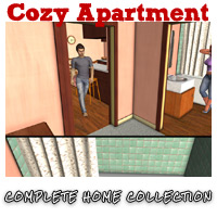 Cozy Apartment - Extended License image 3