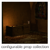 Gothic Bath - Extended License image 3