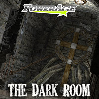 The Dark Room - Extended License 3D Models Extended Licenses powerage