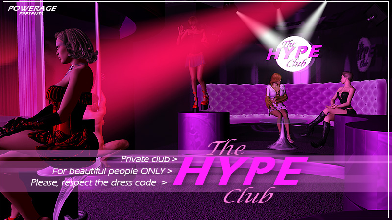 The Hype Club - Extended License