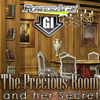 The Precious Room - Extended License Gaming 3D Models powerage