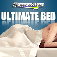 Ultimate Bed - Extended License 3D Models 3D Figure Assets Extended Licenses powerage