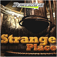 Strange Place - Extended License 3D Models Extended Licenses powerage