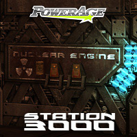 Station 3000 - Extended License 3D Models Extended Licenses powerage