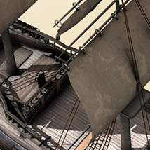 i13 Pirate Ship - Extended License image 4