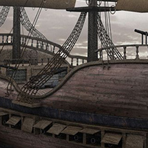 i13 Pirate Ship - Extended License image 8