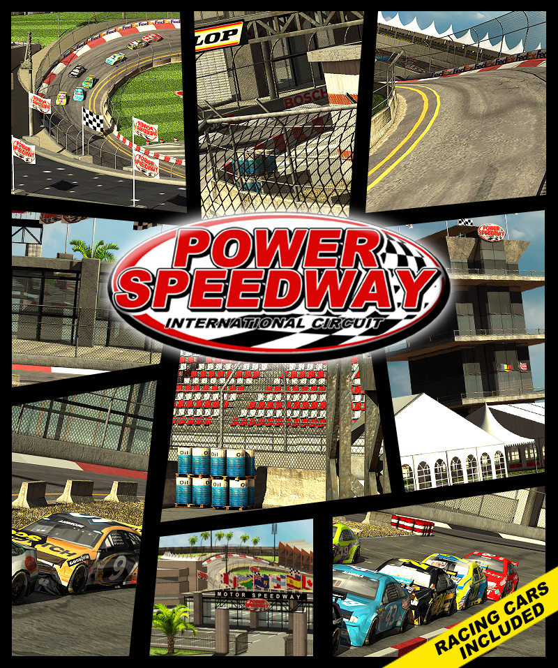Power Speedway - Extended License