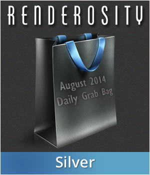 Grab Bag - SILVER - BUY 1 ITEM FROM SILVER'S STORE GET ONE FREE! 3D Figure Essentials Services/Rosity Stuff 2D 3D Models Store Staff